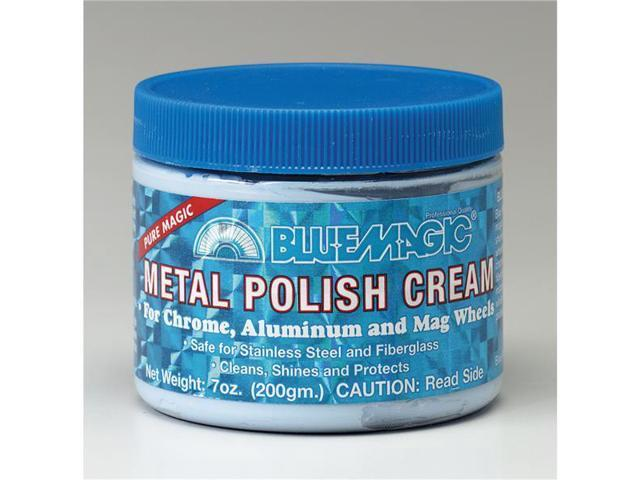 Blue Magic/Cargo 7Oz Jar Metal Polish 400