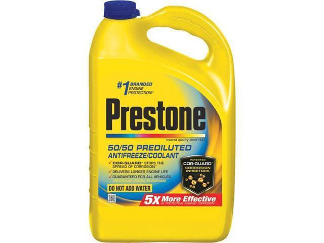 Prestone 1 Gallon 50/50 Anti-Freeze AF2100 Pack of 6