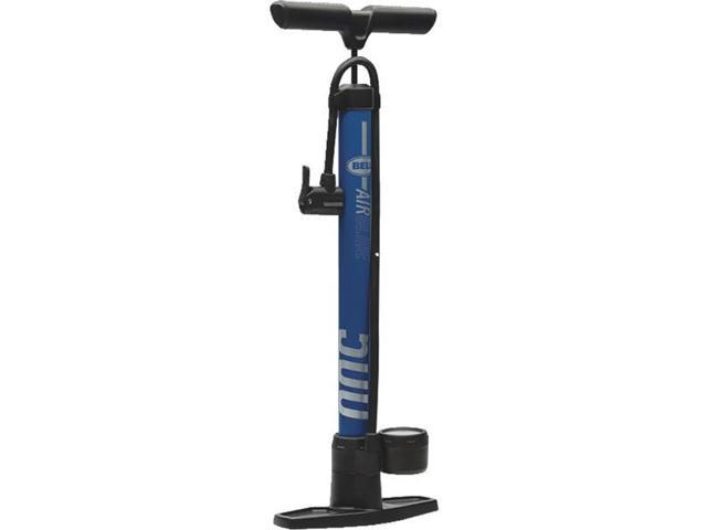 Bell Sports Floor Pump with Pres Gauge 7074036