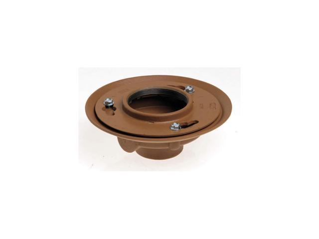 Jr smith 2005y04ba p050 floor drain body 4in pipe 9in dia newegg jr smith 2005y04ba p050 floor drain body 4in pipe 9in dia tyukafo