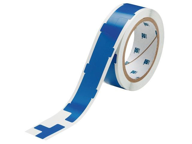 Brady Floor Marking Tape, Solid, T, 1