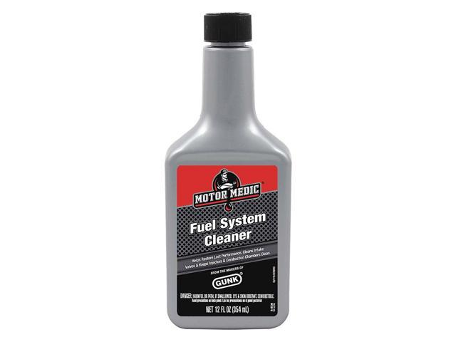 Motor Medic Fuel System Treatment, Complete, 12 Oz   M2616