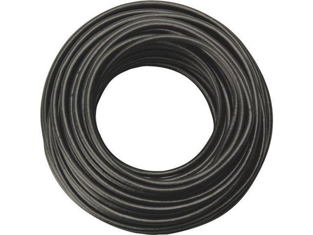 Woods Ind. 12-1-11 PVC-Coated Primary Wire-11\' 12GA BLK AUTO WIRE ...
