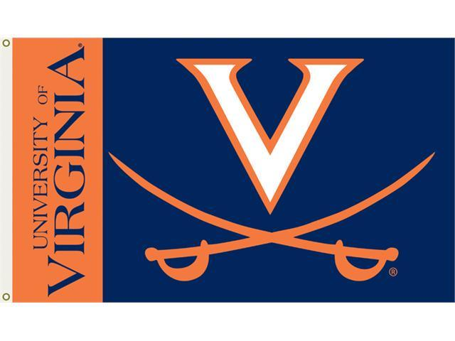 Bsi Products 95057 3 Ft. X 5 Ft. Flag W/Grommets - Virginia Cavaliers