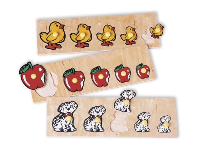 Progression Puzzles (Set Of 3)