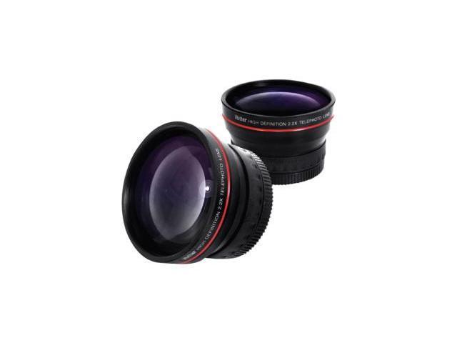 Vivitar 22-58T Telephoto Lens