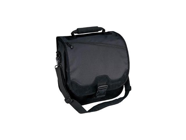 "Kensington SaddleBag K64079 Carrying Case (Backpack) for 15"" Notebook - Black"