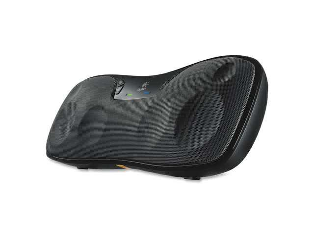 Logitech 984-000181 Wireless Boombox for Tablets Black