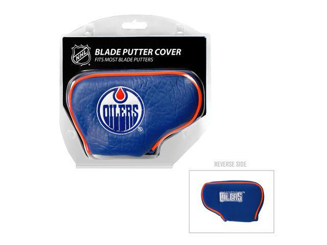 Team Golf 14001 Edmonton Oilers Blade Putter Cover