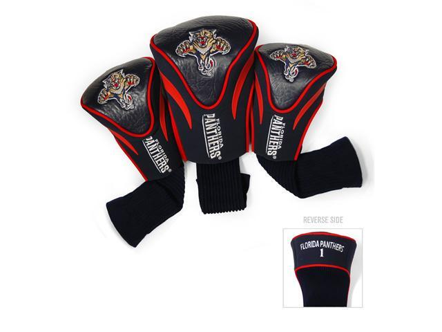 Team Golf 14194 Florida Panthers 3 Contour Sock Headcovers