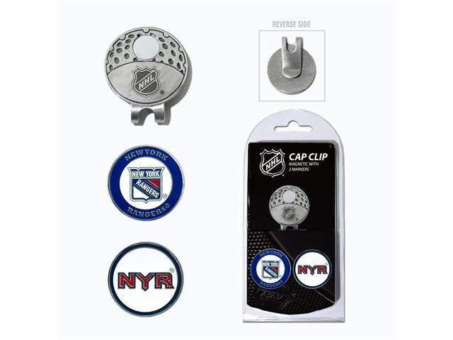 Team Golf 14847 New York Rangers Cap Clip