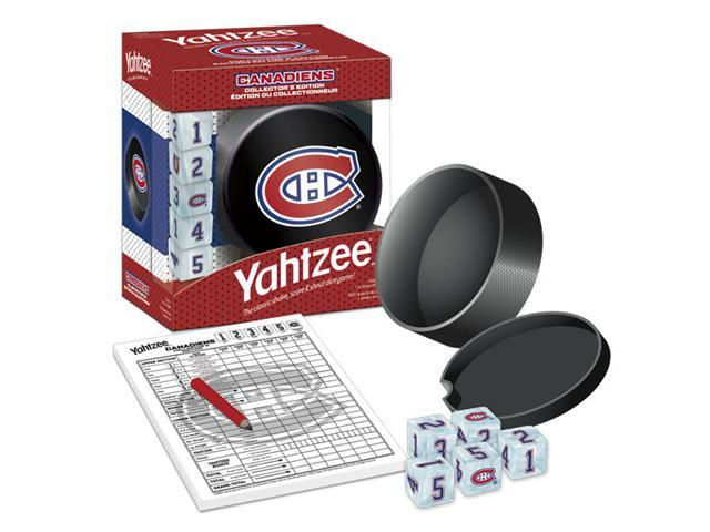 Yahtzee NHL - Montreal Canadiens