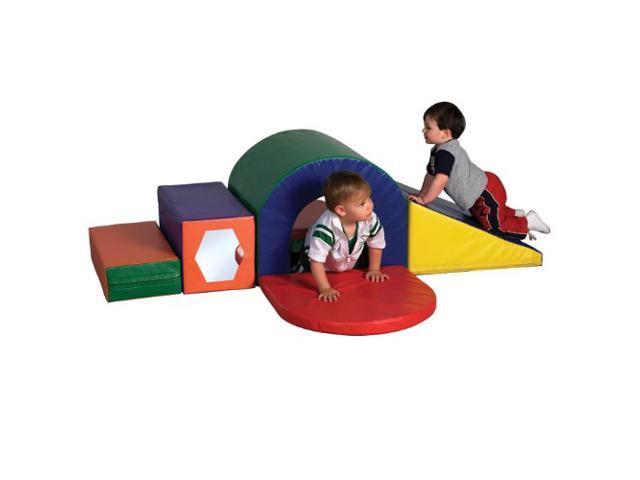 Slide & Crawl Softzone Set