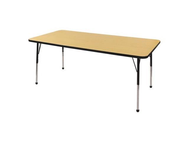 36x72 Rect Adj Activity Table (15