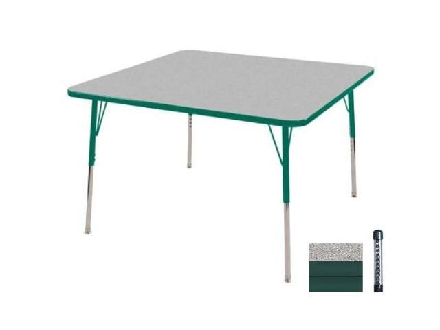 48'' Square Adj Activity Table (Chunky)