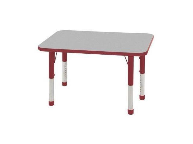 24x36 Rect Adj Activity Table (Chunky)