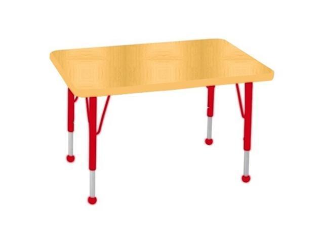 24x36 Rect Adj Activity Table (15
