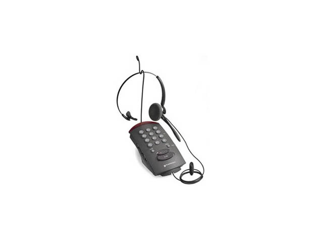 Plantronics T 10H Corded Phone