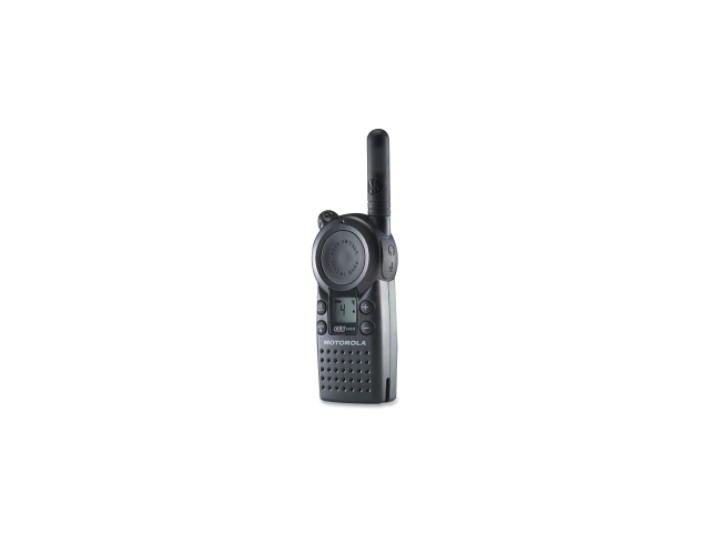 Motorola CLS1410 CLS Series Business Two-Way Radio  4 Channels  One Watt  56 Frequencies  4.5oz