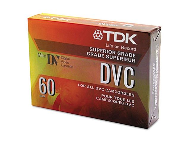 Imation 77000010756 MiniDV Digital Videocassette