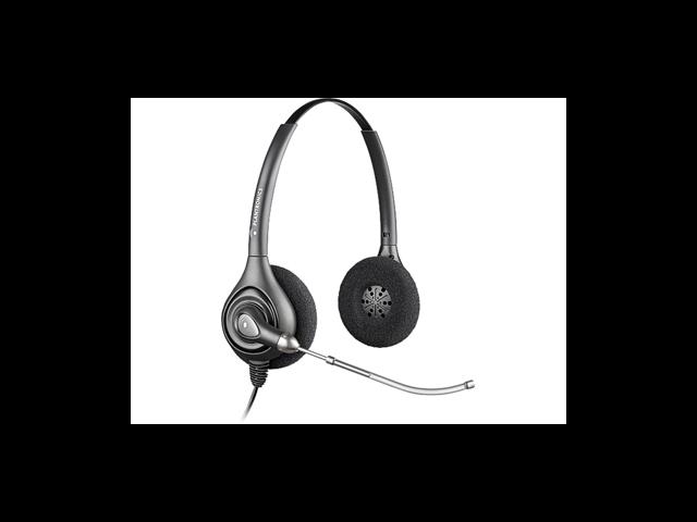 Plantronics HW261 SupraPlus Wideband Headset (Binaural)