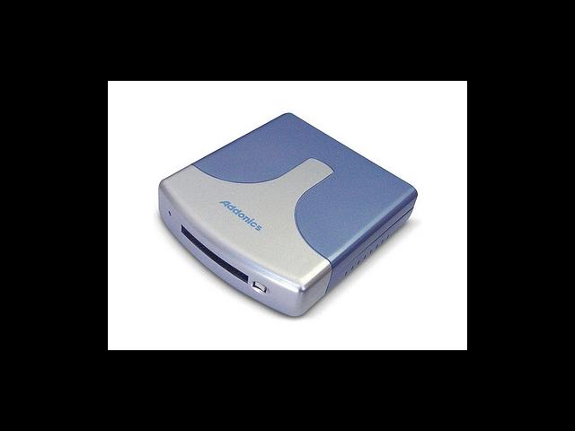 Addonics Pocket UDD FlashCard Reader/Writer