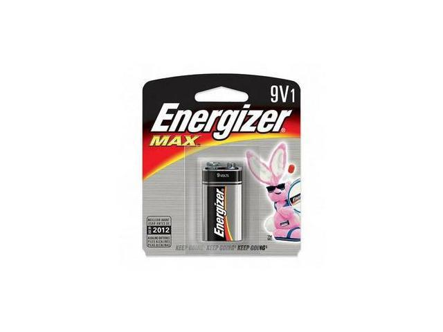 ENERGIZER 522BP Long-Life Alkaline Batteries (9V; Single)