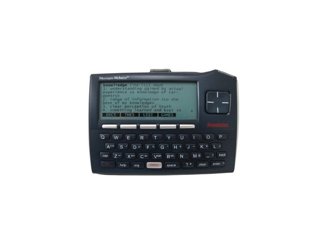 Franklin MWD-1510 Electronic Dictionary - 2 EA/BX