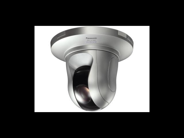 Panasonic i-PRO SmartHD WV-SC384 Surveillance/Network Camera - Color, Monochrome