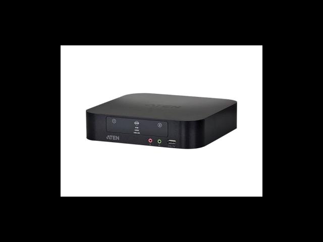 Aten 2-Port USB 2.0 Mini DisplayPort Dual View KVMP Switch
