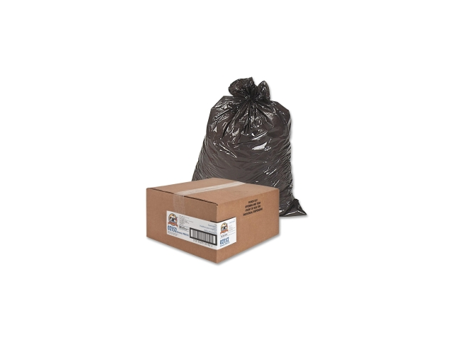 Two-Ply Can Liner 55-60Gal 0.9mil 38