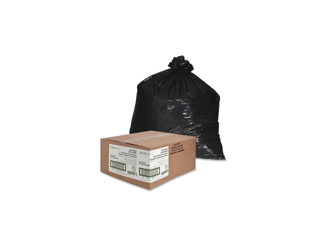 Trash Can Liners Rcycld 55-60 Gal 1.25mil 38