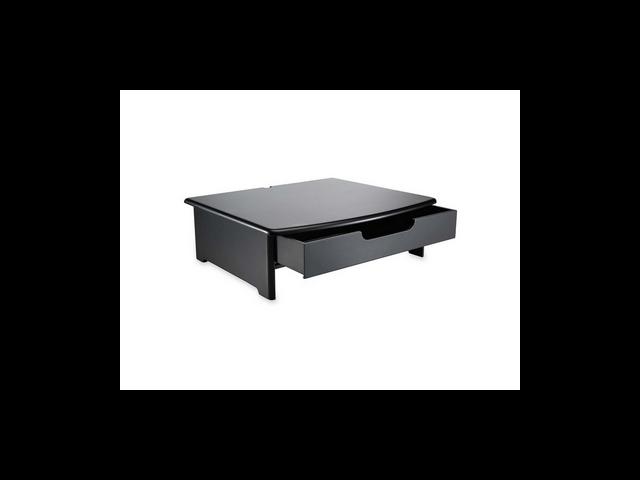 Rolodex Woodtone Monitor Stand 1 EA
