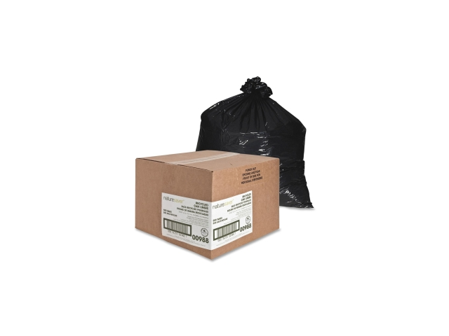 Trash Can Liners Rcycld 16 Gal .85mil 24