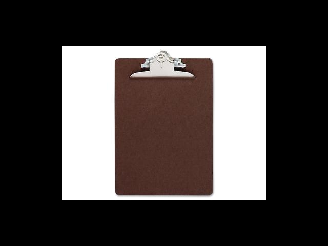 Clipboard w/ Standard Metal Clip 6