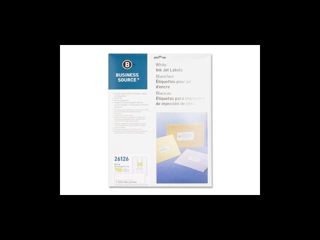 Mailing Labels Inkjet 1