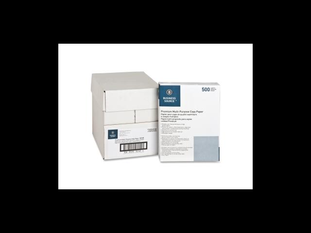 Multipurpose Paper 20lb. 92 Bright 8-1/2