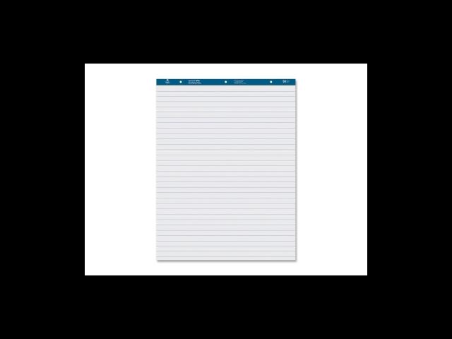 Easel Pad Ruled 50 Sheets 27