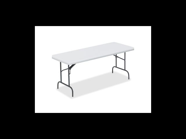 Banquet Table Rectangular 500 lb Cap. 60