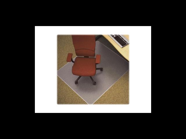 Anti Static Chair Mat : Lorell diamond anti static chair mat quot length