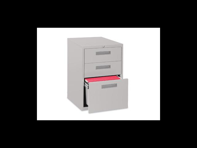 Lorell Box/Box/File Mobile Pedestal Files Cabinet 67742