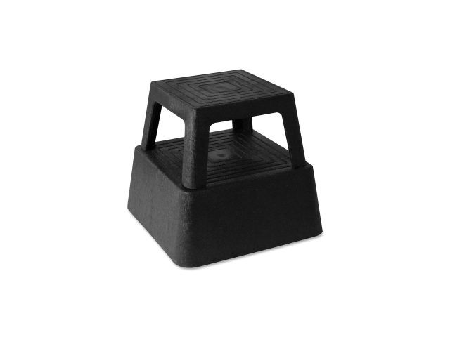 Step Stool Anti-Skid Square 14-1/4