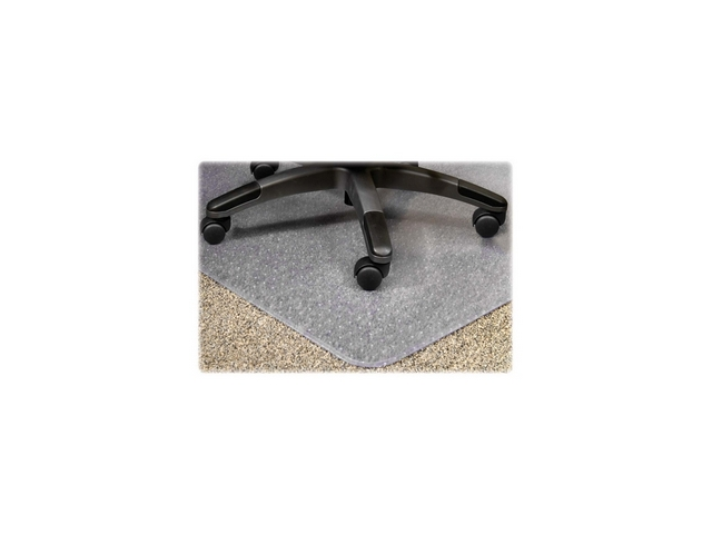 Lorell 25755 PlushMat Chair Mat 60