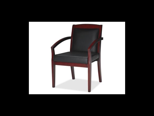 Mayline Mercado Veneer Guest Chair 1 EA