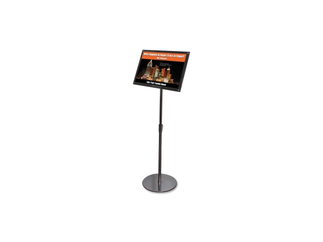 Deflect-o Telescoping Sign Holder 1 EA