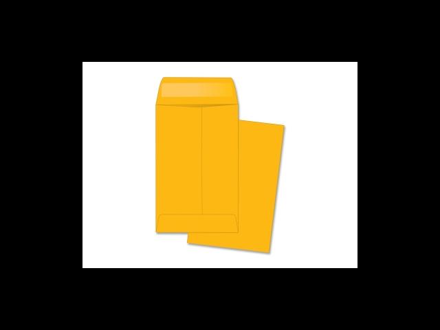 Coin Envelopes No.1 20lb. 500/BX 2-1/4