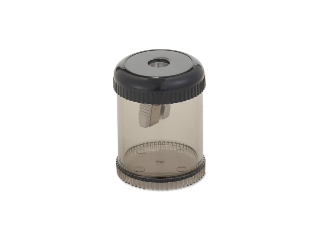 Pencil Sharpener Single Hole Plastic 1-7/8