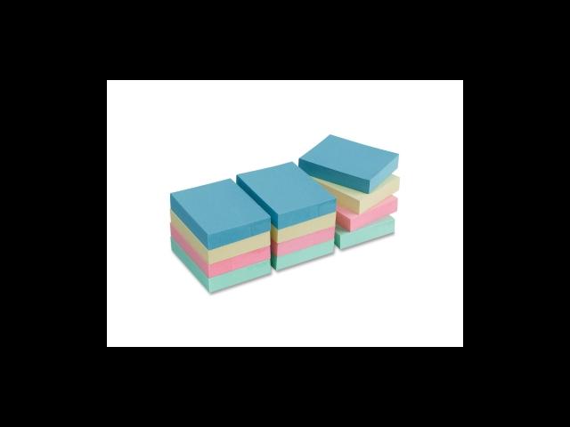 Adhesive Notes Plain 1-1/2