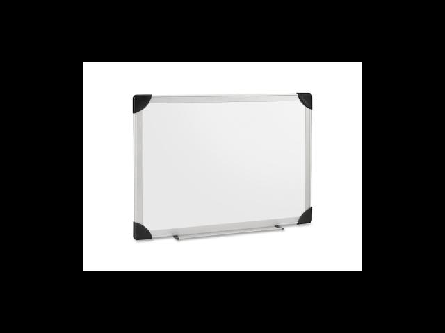 Dry-Erase Board 4'x3' Aluminum Frame/White