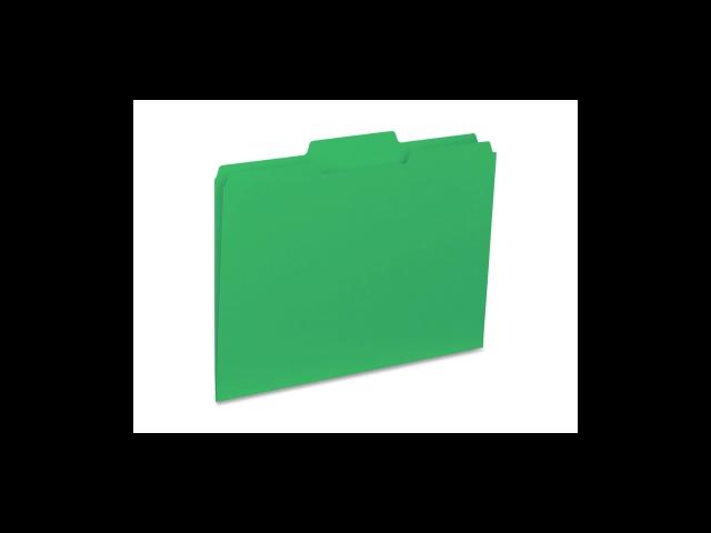 File Folder Interior Ltr 1/3